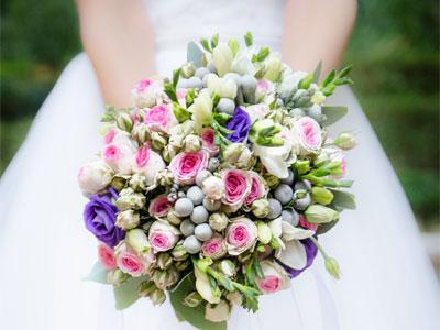 bouquet mariage de luxe